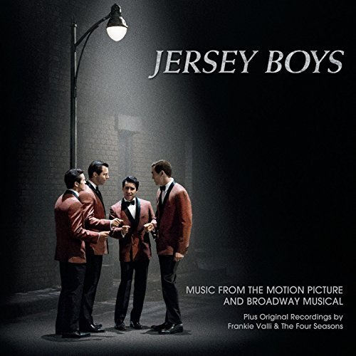 JERSEY BOYS: SOUNDTRACK FROM THE MOTION PICTURE NEW CD