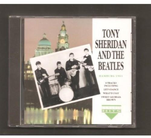 TONY SHERIDAN &  THE BEATLES - HAMBURG 1961 NEW CD