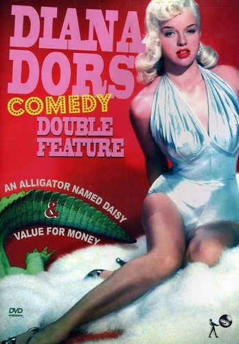 DIANA DORS: AN ALLIGATOR NAMED DAISY & VALUE FOR NEW DVD