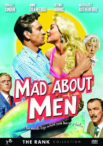 MAD ABOUT MEN (WS) NEW DVD