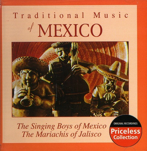 singing boys of mexico mariachis of mexico traditional music of new cd 090431089620 ebay. Black Bedroom Furniture Sets. Home Design Ideas