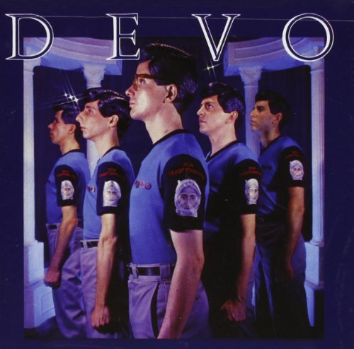 DEVO - NEW TRADITIONALISTS NEW CD