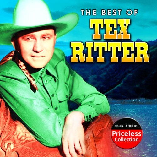 TEX RITTER - BEST OF NEW CD