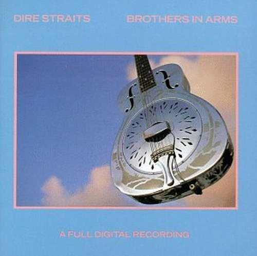 DIRE STRAITS - BROTHERS IN ARMS NEW CD