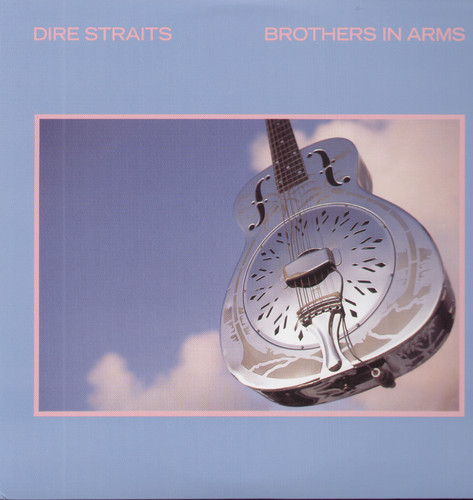 DIRE STRAITS - BROTHERS IN ARMS NEW VINYL