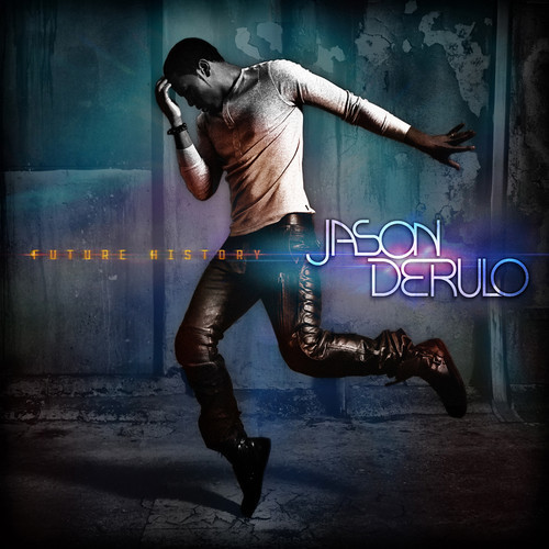 JASON DERULO - FUTURE HISTORY NEW CD