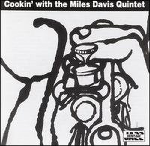 MILES DAVIS - COOKIN WITH THE QUINTET NEW VINYL
