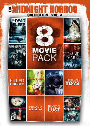Horror 4 Pack Midnight Movie The Attic Carver Outrage Movie free download HD 720p