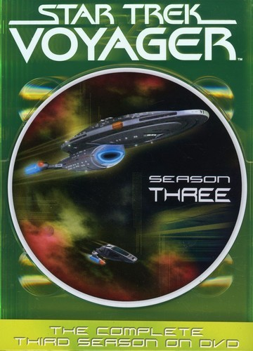 STAR TREK VOYAGER: COMPLETE THIRD SEASON (7PC) NEW DVD