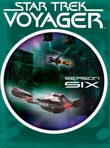 STAR TREK VOYAGER: COMPLETE SIXTH SEASON (7PC) NEW DVD