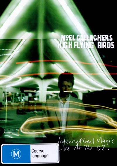NOEL GALLAGHER'S HIGH FLYING BIRDS: INTERNATIONAL MAGIC - LIVE AT THE O2 NEW DVD