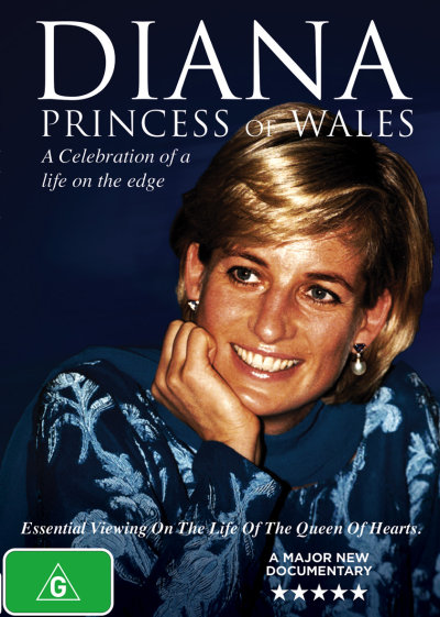 DIANA, PRINCESS OF WALES: A LIFE ON THE EDGE NEW DVD