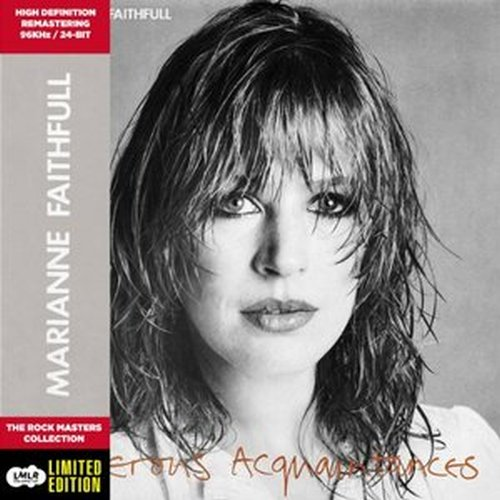 MARIANNE FAITHFULL - DANGEROUS ACQUAINTANCES (LTD) (MINI LP SLEEVE) NEW CD