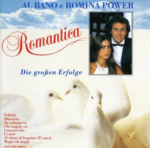Al bano romina power romantica new cd 4007192582785 ebay for Al bano e romina power