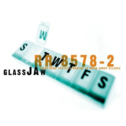 GLASSJAW - EVERYTHING YOU EVER WANTED TO KNOW ABOUT SILENCE NEW VINYL