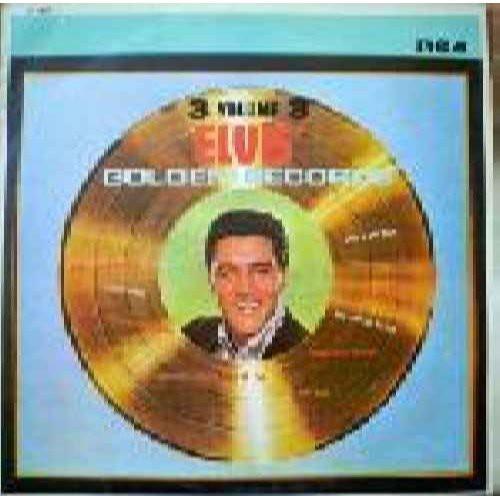 ELVIS PRESLEY - GOLDEN RECORDS 3 NEW VINYL