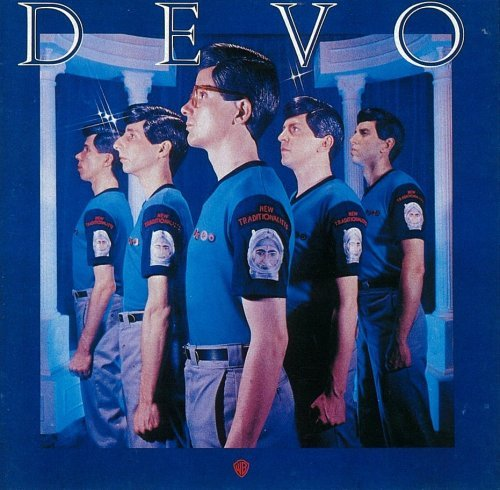 DEVO - NEW TRADITIONALISTS (IMPORT) NEW CD
