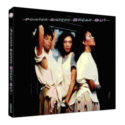 POINTER SISTERS - BREAK OUT - BONUS TRACKS NEW CD