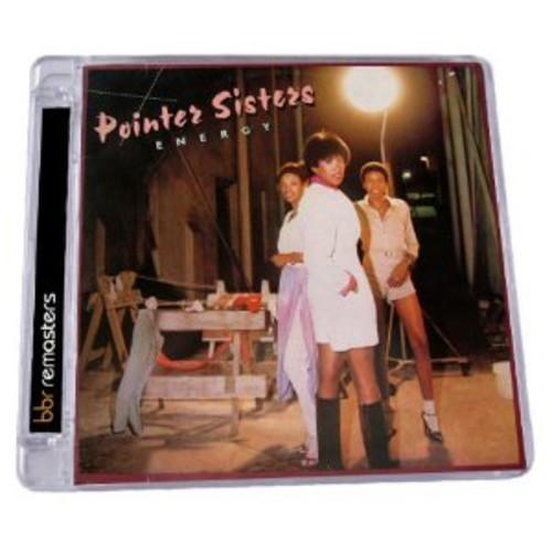 POINTER SISTERS - ENERGY - BONUS TRACKS NEW CD