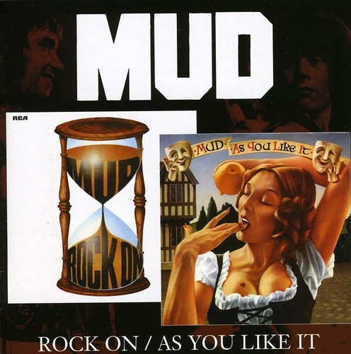 MUD - ROCK ON /  AS YOU LIKE IT - ROCK ON / AS YOU LIKE IT - BONUS TRACKS NEW CD
