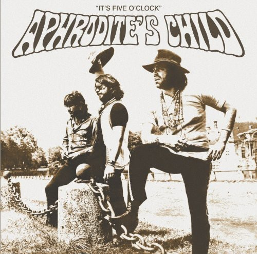 APHRODITES CHILD - ITS FIVE OCLOCK - BONUS TRACKS NEW CD