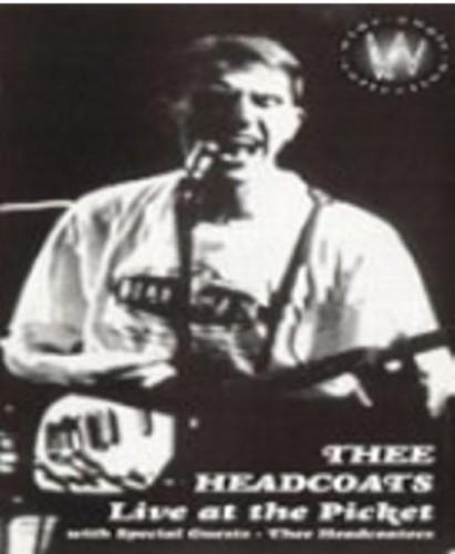 BILLY CHILDISH - THEE HEADCOATS & THEE MILKSHAKES BANDS OF CHILDISH NEW DVD