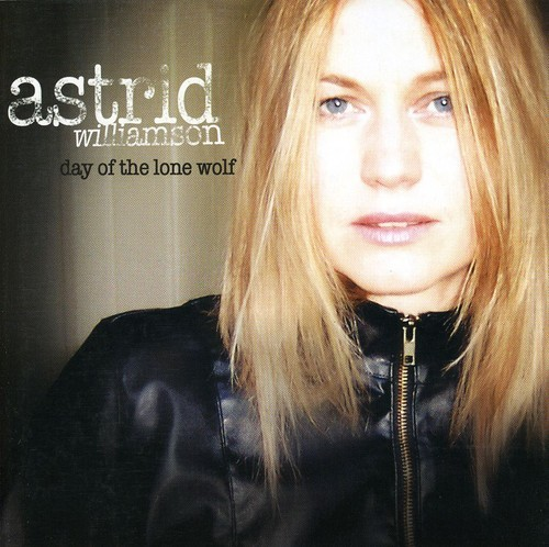 ASTRID WILLIAMSON - DAY OF THE LONE WOLF (IMPORT) NEW CD