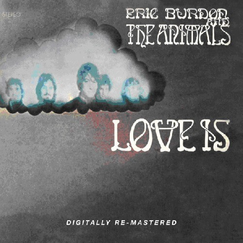 ERIC BURDON &  ANIMALS - LOVE IS NEW CD