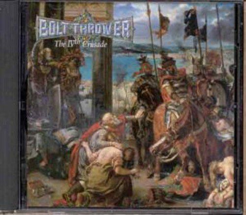 BOLT THROWER - 4TH CRUSADE NEW CD