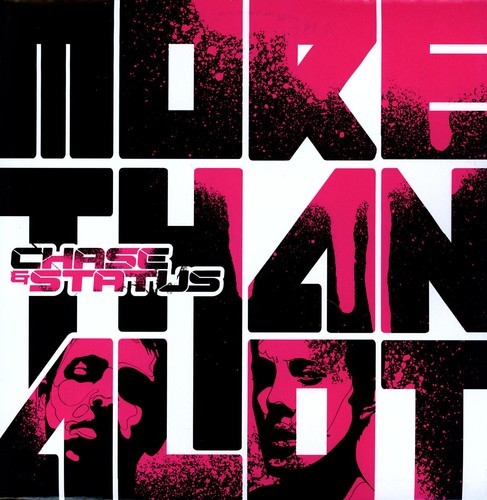 CHASE &  STATUS - MORE THAN ALOT (UK) NEW VINYL