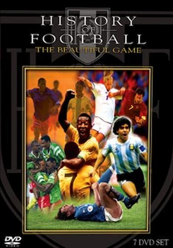 HISTORY OF FOOTBALL - THE COMPLETE SERIES (UK) NEW DVD