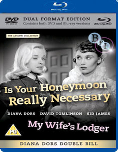 IS YOUR HONEYMOON REALLY NECESSARY & MY WIFE'S NEW BLURAY
