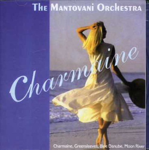 Mantovani Charmaine NEW CD 5050457032227