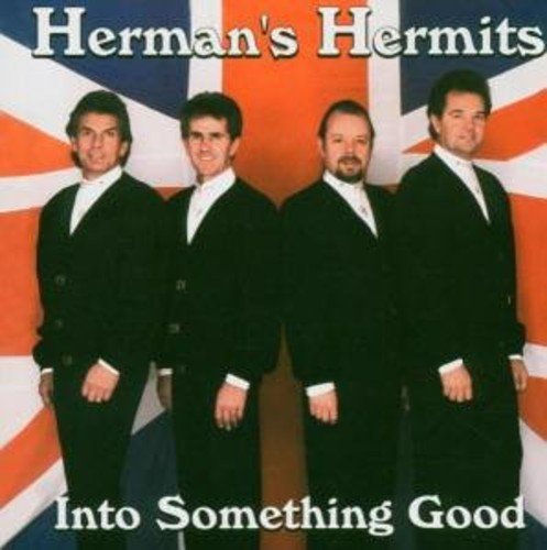 HERMANS HERMITS - INTO SOMETHING GOOD NEW CD