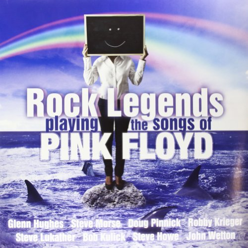 ROCK LEGENDS PLAYING THE SONGS OF PINK FLOYD / VAR NEW VINYL