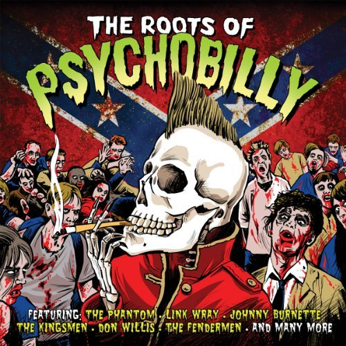ROOTS OF PSYCHOBILLY /  VARIOUS - ROOTS OF PSYCHOBILLY / VARIOUS NEW VINYL