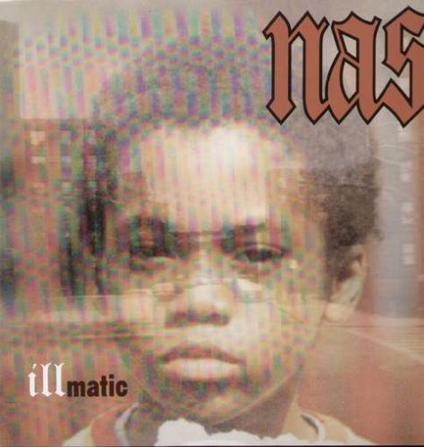NAS - ILLMATIC NEW VINYL