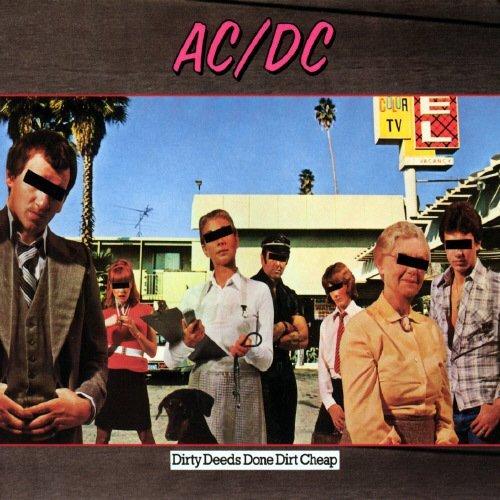 AC / DC - DIRTY DEEDS DONE DIRT CHEAP (UK) NEW CD