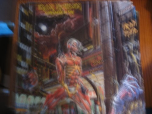 IRON MAIDEN - SOMEWHERE IN TIME (PICTURE DISC) NEW VINYL