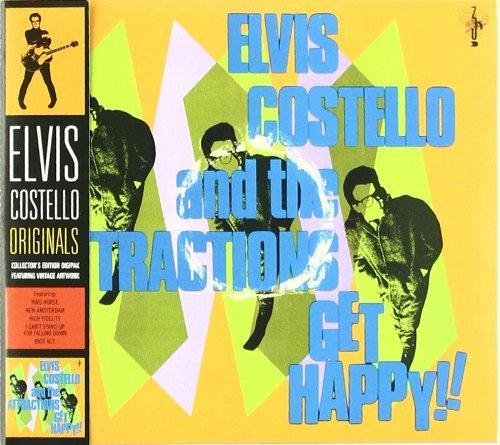 ELVIS COSTELLO - GET HAPPY (DIGIPAK) NEW CD