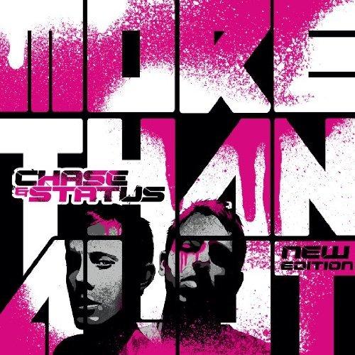 CHASE &  STATUS - MORE THAN ALOT NEW CD