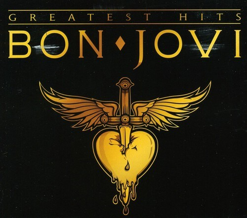 BON JOVI - GREATEST HITS: ULTIMATE COLLECTION: UK EDITION NEW CD