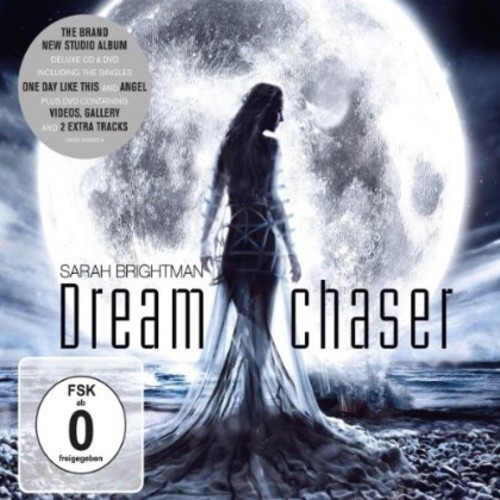 SARAH BRIGHTMAN - DREAMCHASER: DELUXE EDITION NEW CD