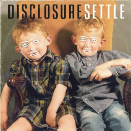 DISCLOSURE - SETTLE NEW VINYL