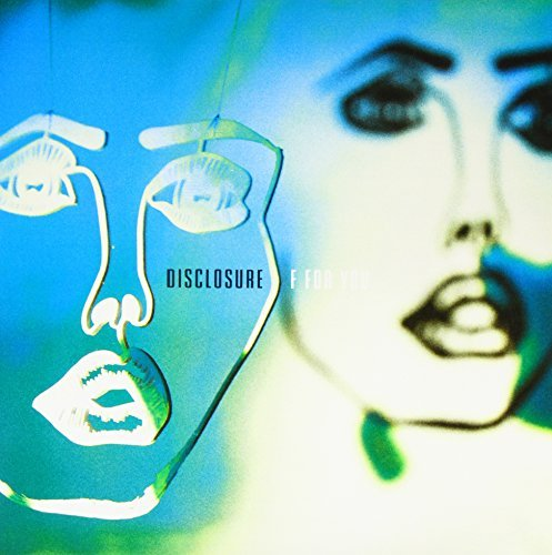 DISCLOSURE - F FOR YOU (IMPORT) NEW VINYL