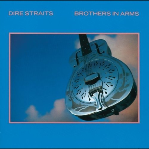 DIRE STRAITS - BROTHERS IN ARMS (UK) NEW VINYL