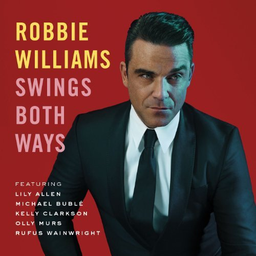 ROBBIE WILLIAMS - SWINGS BOTH WAYS (DELUXE CD/DVD) NEW CD