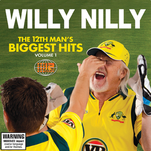 WILLY NILLY - THE 12TH MAN'S BIGGEST HITS VOLUME 1 (2CD) - NEW CD