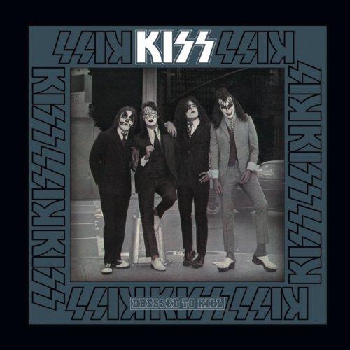 KISS - DRESSED TO KILL NEW VINYL