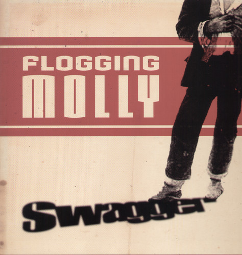 FLOGGING MOLLY - SWAGGER (LTD) (REISSUE) NEW VINYL
